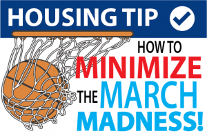 Cut Down On March Madness With Your Neighbors
